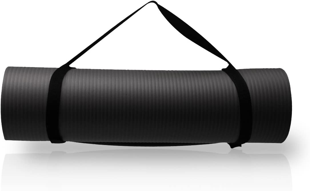 185 x 60 cm Esterilla para Yoga//Gimnasia en 2 grosores y 6 Colores diMio sin ftalatos con certificaci/ón SGS