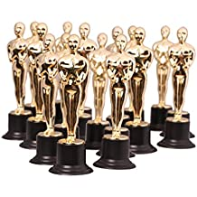 Kangaroo's Gold Award Trophies, 6-Inch Statues (6 Pack)