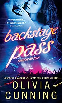 Backstage Pass: Sinners on Tour by [Cunning, Olivia]