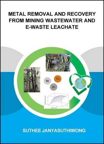 Metal Removal and Recovery from Mining Wastewater and E-waste Leachate (IHE Delft PhD Thesis Series)