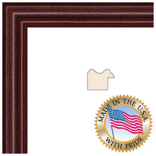 ArtToFrames 3x5 /  3  x  5 Picture Frame Cherry Stain on Hard Maple ..  1'' wide (2WOM60823)