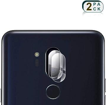 XCYYOO 2X Pieza Protector de Lente Cámara para LG G7 Cámara Trasera Pantalla Cristal Vidrio Templado[Ultra Fino Protector 2.5D 7.5H]Sin Burbujas Anti-Huellas Cámara Trasera Lente Protección: Amazon.es: Electrónica