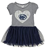Outerstuff NCAA Girl's Toddlers Celebration Tutu, Penn State Nittany Lions Medium (5-6)