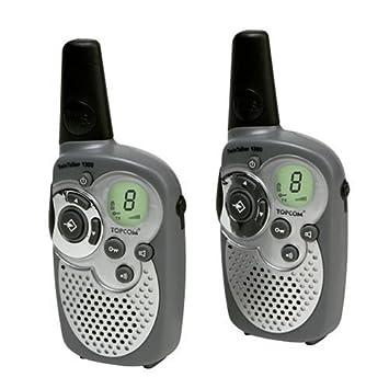 Splitter nya Topcom PMR Twintalker 1300 (2 Stück) Funkgerät: Amazon.de ZE-63