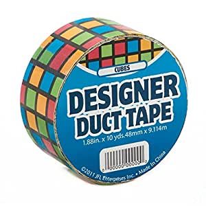 Just For Laughs Cubes Designer Duct Tape
