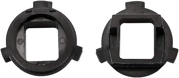 SENZEAL Supports Adaptateur Ampoules Adaptateur Support dampoule Douille l/ég/ère D06 pour voiture T o u r a n