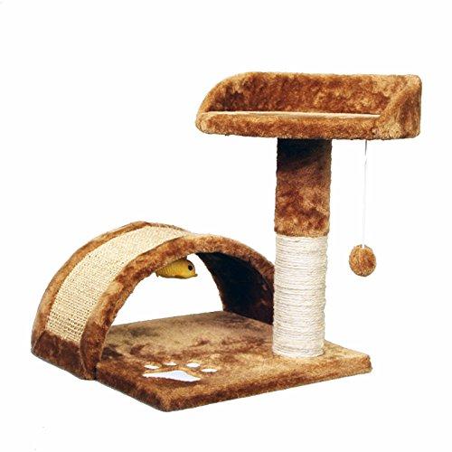Catopia Cat Tree Bed (Cat Tiered Tree)