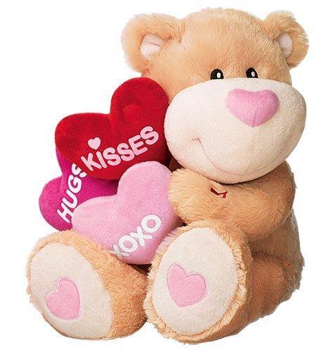 Avon Singing Valentine Bear Sings Justin Bieber Baby Baby Baby (Justin Bear Bieber)