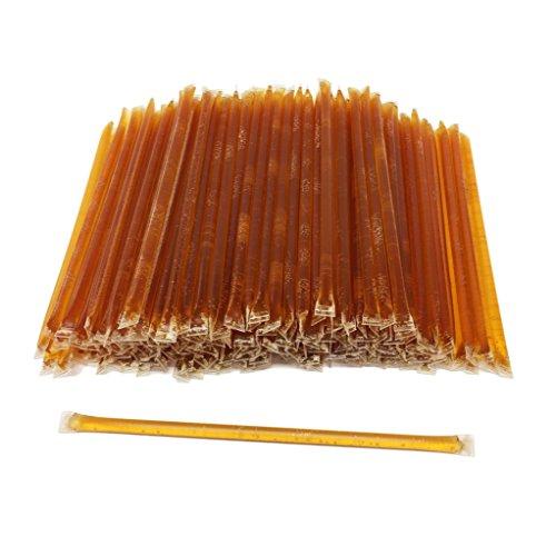 50 Count Honey Sticks (Wildflower) - Jar Favors Honey Wedding