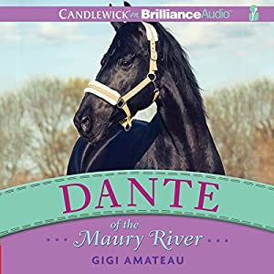 Dante of the Maury River Audiobook