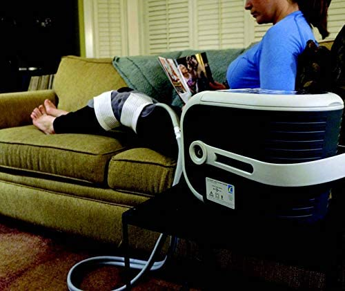 Ossur Cold Rush Therapy System (W/Large Shoulder Pad)