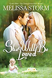She Will Be Loved (Cupid's Bow Book 6)