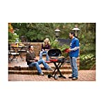 Coleman Propane Grill | RoadTrip LXE Portable Gas Grill 16 Perfect Flow Pressure Control System for steady heat, even in the cold Portable grill sets up in seconds East to transport, folds to compact size with large handle and wheels for easy pulling
