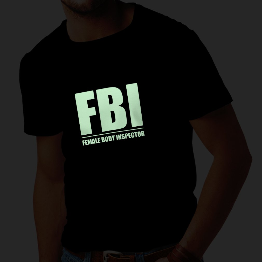 997c7ff7 Amazon.com: lepni.me Men's T-Shirt FBI - Female Body Inspector - Funny  Gifts for Men, Humorous Quotes: Clothing