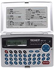 Texet Bloomsbury Spell Checker and Phonebook with Word Games