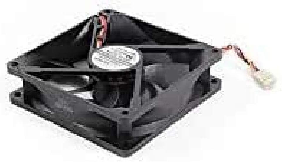 25/_1 Negro Accesorio de refrigeraci/ón 92 mm, 92 mm, 25 mm, 80 g 92 Synology Fan 92