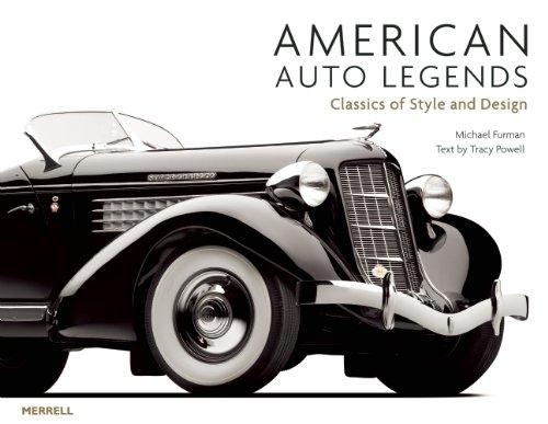 American Auto Legends: Classics of Style and Design (Auto Legends Series)
