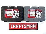 Craftsman 20 Piece Standard & Metric Socket Set