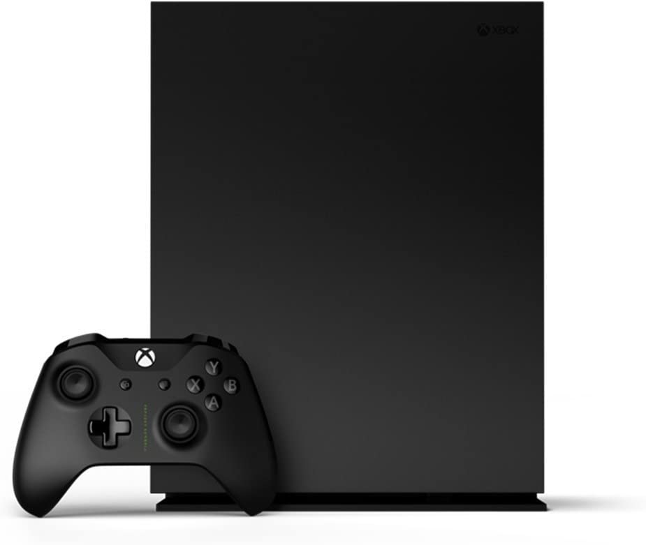 xbox one x platinum limited edition