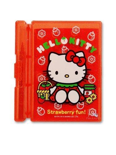 Hello Kitty Notebook & Pen in Case