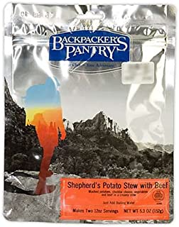 product image for Backpacker's Pantry Shepherd's Potato Stew with Beef 2 Person