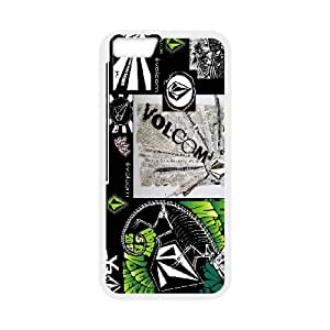 Volcom Logo for iPhone 6 4.7 Inch Phone Case Cover 8SS460108