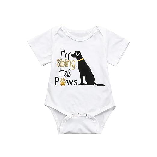e44dae423d2 Amazon.com  Iuhan 3-18Months Baby Jumpsuit