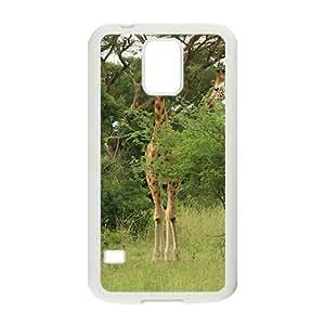 Giraffe Hight Quality Plastic Case for Samsung Galaxy S5