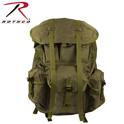 Rothco Plus Large Alice Pack with Frame, Olive Drab
