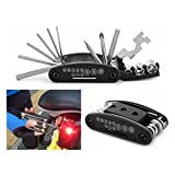 Iuhan® Fashion 15 in 1 Multi-function Bicycle Repair Tool Set Cycling Necessary