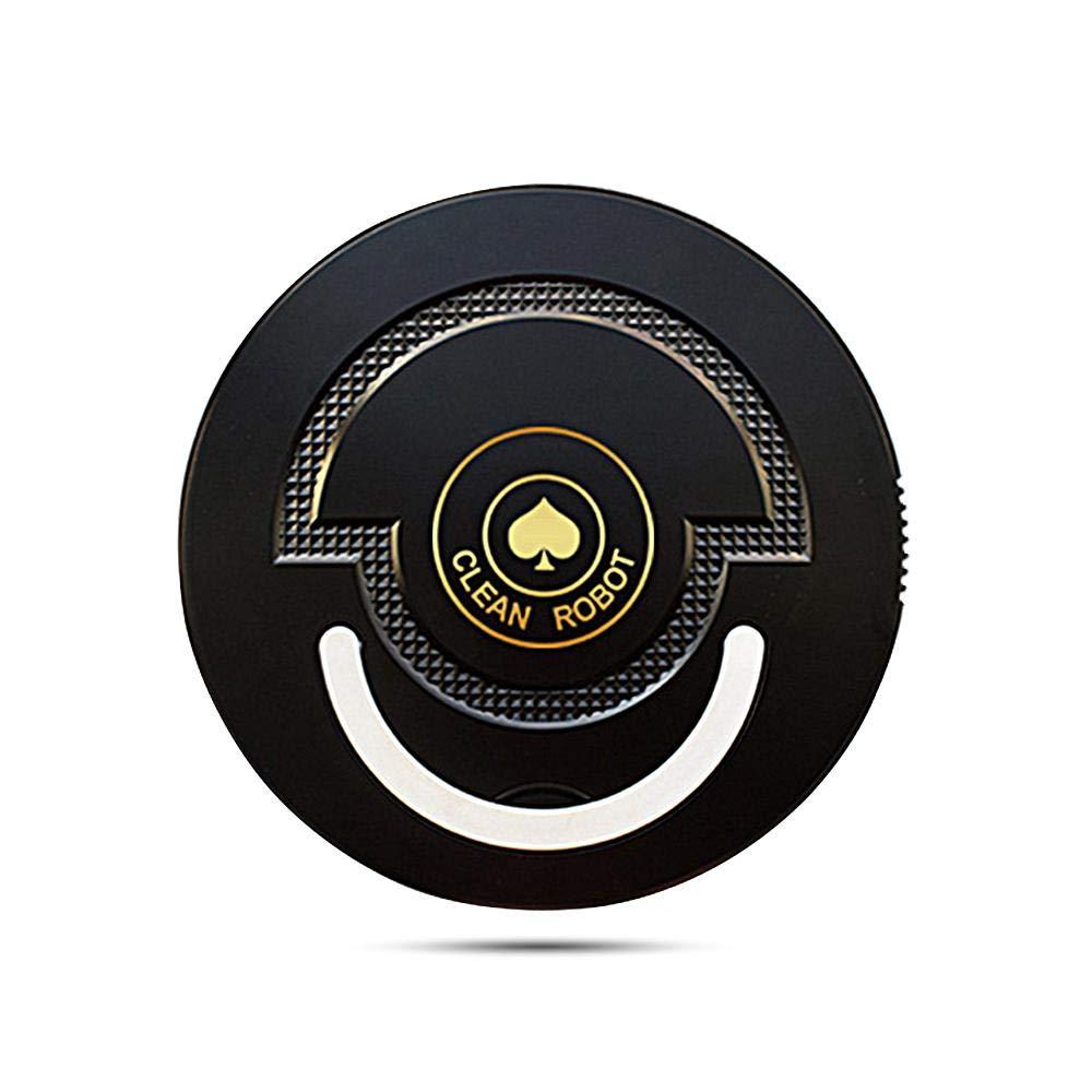 Robot aspirapolvere Cleaner Teepao - Cleaner Floor CleanerSistema di Pulizia ad Alte Prestazioni con Dirt Detect, Adatto a Pavimenti e Tappeti, Ottimo per i Peli Degli Animali Domestici, (Bianco)
