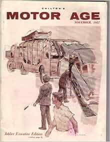 Chilton 39 S Motor Age Magazine November 1957 Jobber