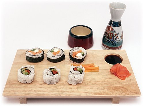 Sushi Wood (Mountain Woods Large Sushi Board*)