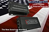 Enable-IT 828P Gigabit PoE Extender Kit