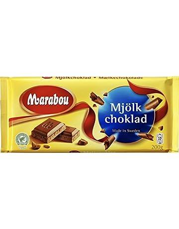 Marabou Mjolkchoklad - 200g De Chocolate Con Leche (Paquete de 2)