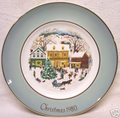 Avon Collector Country Christmas Plate 1980  sc 1 st  Amazon.com & Amazon.com: Avon Collector Country Christmas Plate 1980: Home u0026 Kitchen