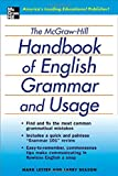 img - for The McGraw-Hill Handbook of English Grammar and Usage book / textbook / text book