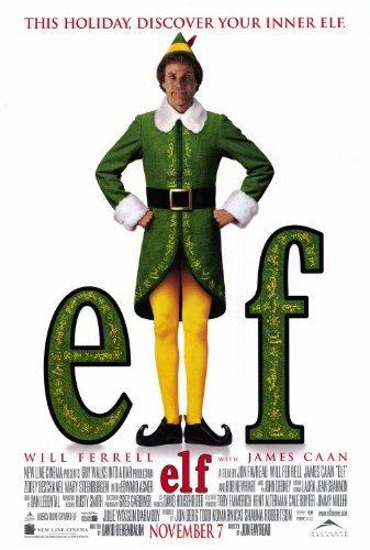 Elf POSTER Movie (27 x 40 Inches - 69cm x 102cm) -