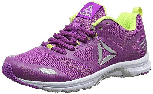 Rosa Mujer Zapatillas De Silver Violet Flash vicious White Runner Reebok Ahary Electric Running Para Ywpp0Uq