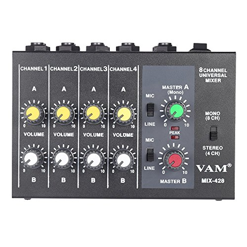 ammoon Ultra compact Channels Stereo Adapter product image