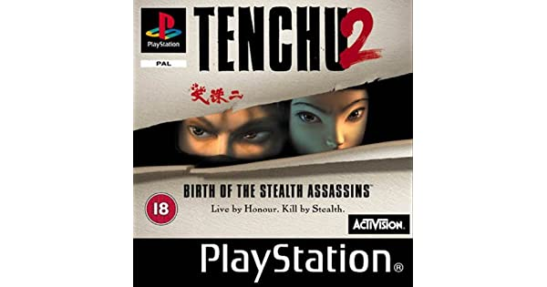 Tenchu 2 Birth of the Stealth Assassins (PS1) by ACTIVISION ...