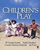 Children's Play 1st Edition
