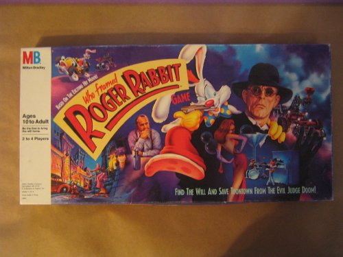 Who Framed Roger Rabbit [VHS] (Vhs Board Game)