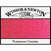 Winsor & Newton Professional Water Color Paint, tubo de 5 ml, carmín permanente