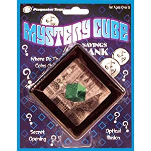 Mystery Cube Savings Bank Toys Games