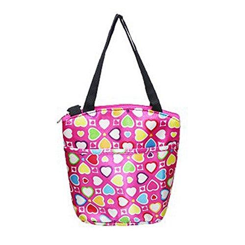 GSPStyle - Bolso mochila  para mujer marrón claro talla única rosa