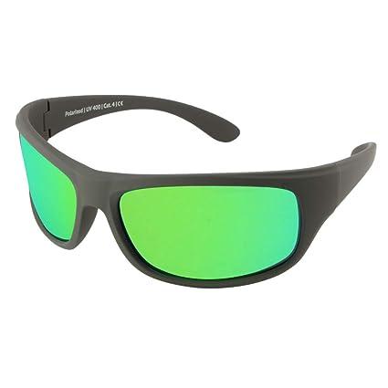 Gafas de sol polarizadas EREBOS   Cat. 4 especialmente oscuras   Protección UV 400   Para sol extremo: montaña y mar   En caso de fotofobia   Gafas de ...