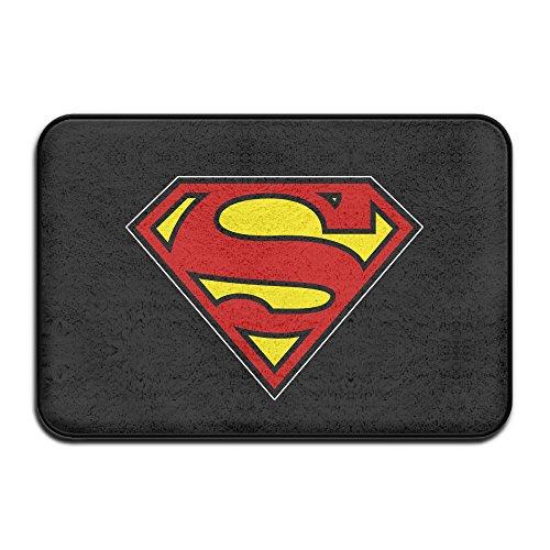 Comic Costumes Ebay (VDSEHT DC Comics Superman Classic Logo Non-slip Doormat)