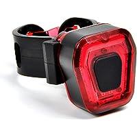 Farol traseiro de bicicleta, Romacci Lanterna traseira para bicicleta ciclismo luz traseira USB de carregamento MTB para…