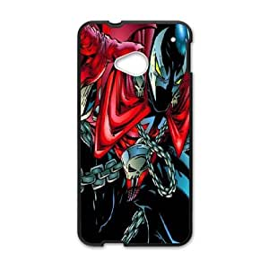 Spawn HTC One M7 Cell Phone Case Black DIY Gift pxf005-3716573